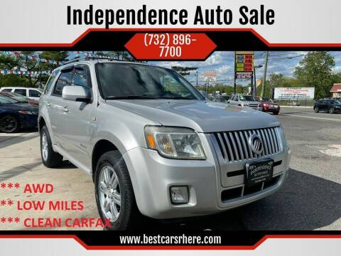 2008 Mercury Mariner for sale at Independence Auto Sale in Bordentown NJ