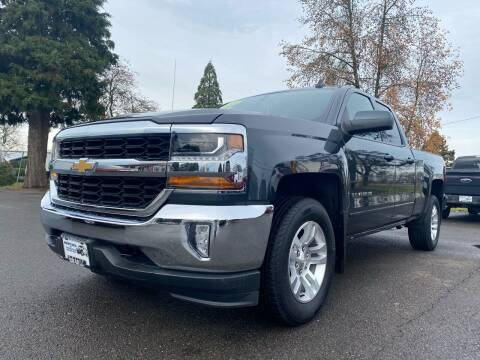 2019 Chevrolet Silverado 1500 LD for sale at Pacific Auto LLC in Woodburn OR