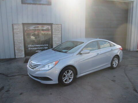 2014 Hyundai Sonata for sale at Access Auto Brokers in Hagerstown MD