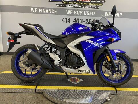 2017 Yamaha YZF-R3 for sale at Southeast Sales Powersports in Milwaukee WI