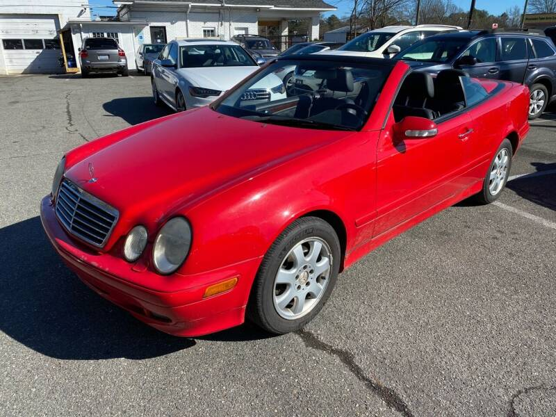 2000 Mercedes-Benz CLK for sale at Import Performance Sales in Raleigh NC