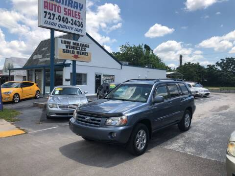 2006 Toyota Highlander for sale at Sunray Auto Sales Inc. in Holiday FL