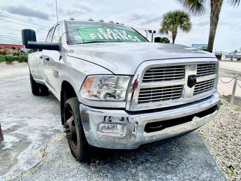 2014 RAM Ram Pickup 3500 for sale at Prado Auto Sales in Miami FL