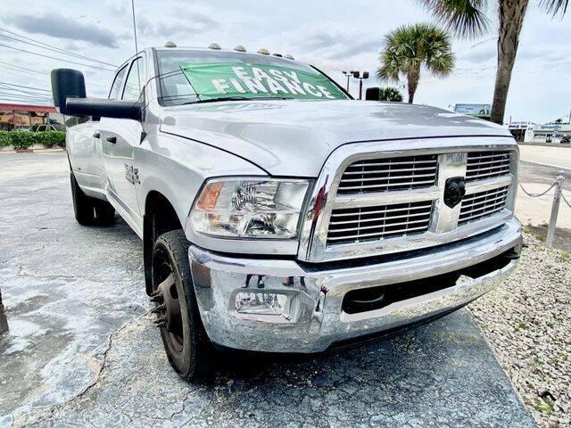 2014 RAM Ram Pickup 3500 for sale at Prado Auto Sales in Miami FL