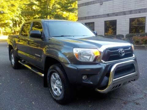 2012 Toyota Tacoma for sale at Salton Motor Cars in Alpharetta GA