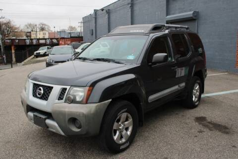 2011 Nissan Xterra for sale at EZ PASS AUTO SALES LLC in Philadelphia PA