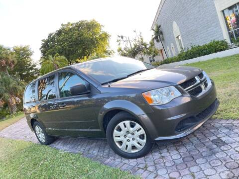 2016 Dodge Grand Caravan for sale at Citywide Auto Group LLC in Pompano Beach FL