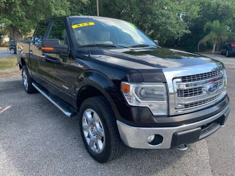 2014 Ford F-150 for sale at The Car Connection Inc. in Palm Bay FL