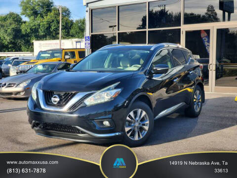 2015 Nissan Murano for sale at Automaxx in Tampa FL
