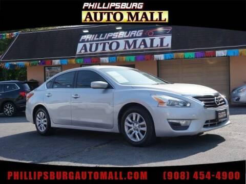 2013 Nissan Altima for sale at Phillipsburg Auto Mall in Phillipsburg NJ