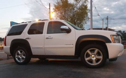 2008 Chevrolet Tahoe for sale at Double Take Auto Sales LLC in Dayton OH