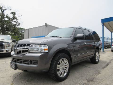 2011 Lincoln Navigator for sale at Quality Investments in Tyler TX