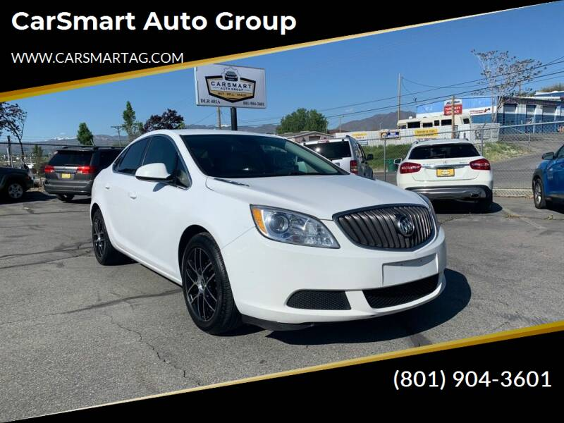2015 Buick Verano for sale at CarSmart Auto Group in Murray UT