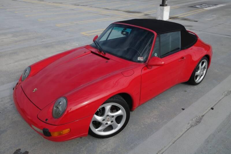 1995 Porsche 911 for sale at GEARHEADS in Vienna VA