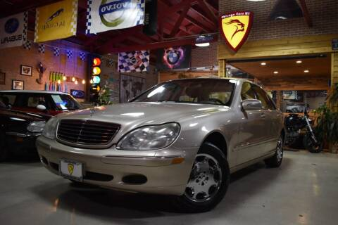 2000 Mercedes-Benz S-Class for sale at Chicago Cars US in Summit IL