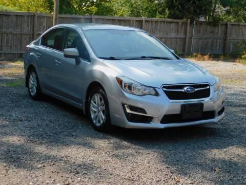 2016 Subaru Impreza for sale at Prize Auto in Alexandria VA