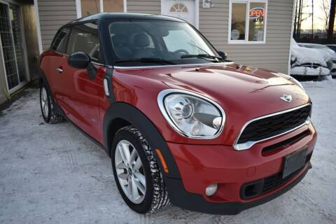 2014 MINI Paceman for sale at Alaska Best Choice Auto Sales in Anchorage AK