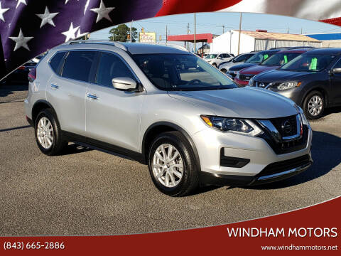 2018 Nissan Rogue for sale at Windham Motors in Florence SC