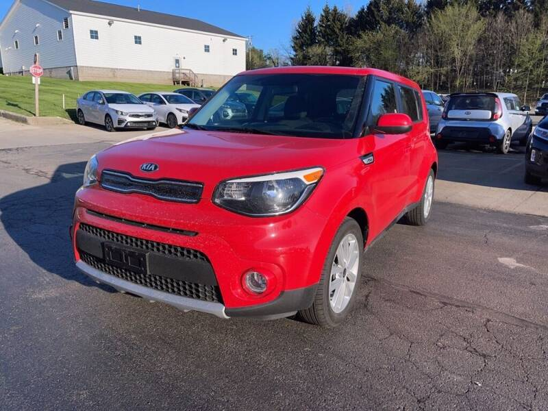 2019 Kia Soul for sale in Burton, OH