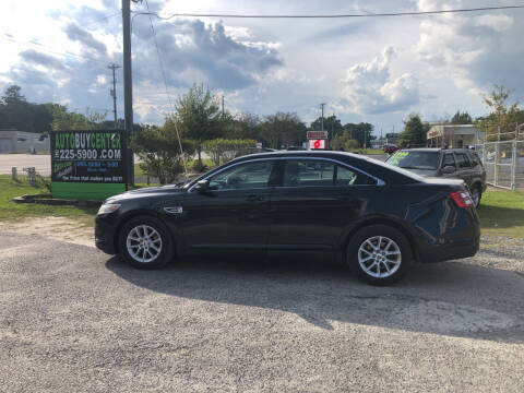 2014 Ford Taurus for sale at AutoBuyCenter.com in Summerville SC
