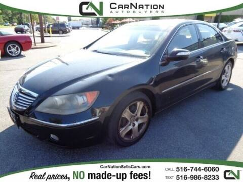 2005 Acura RL for sale at CarNation AUTOBUYERS Inc. in Rockville Centre NY