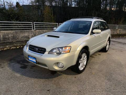2005 Subaru Outback for sale at Zipstar Auto Sales in Lynnwood WA