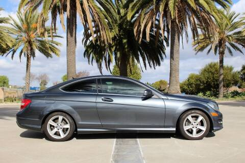 2014 Mercedes-Benz C-Class for sale at Miramar Sport Cars in San Diego CA
