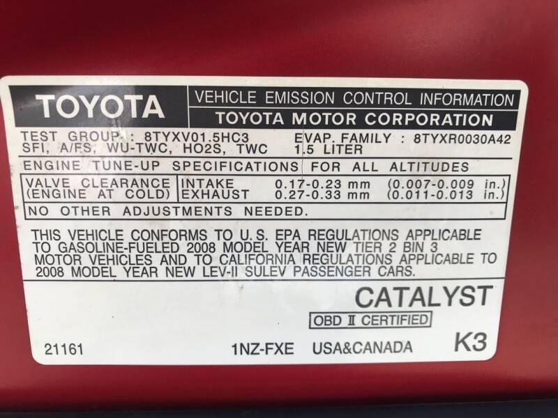 2008 Toyota Prius Standard 4dr Hatchback - Lawrence KS