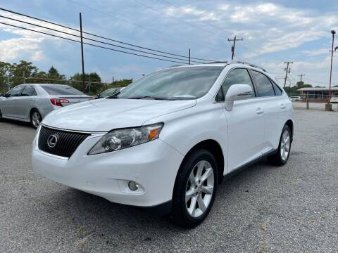 2011 Lexus RX 350 for sale at Signal Imports INC in Spartanburg SC