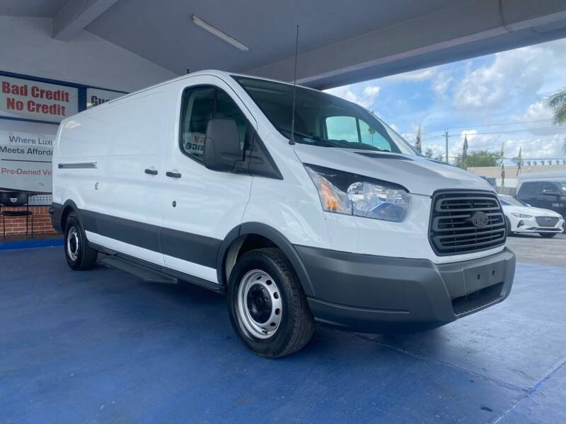 2018 Ford Transit Cargo for sale at ELITE AUTO WORLD in Fort Lauderdale FL