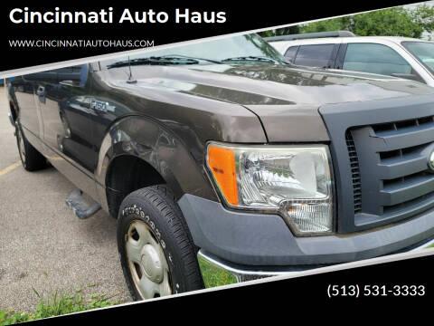 2009 Ford F-150 for sale at Cincinnati Auto Haus in Cincinnati OH