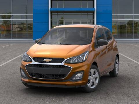 2020 Chevrolet Spark for sale at COYLE GM - COYLE NISSAN - New Inventory in Clarksville IN