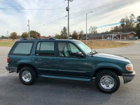 1996 Ford Explorer for sale at BP Auto Finders in Durham NC
