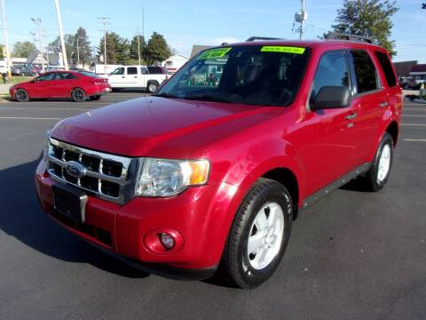 2010 Ford Escape for sale at Ideal Auto Sales, Inc. in Waukesha WI