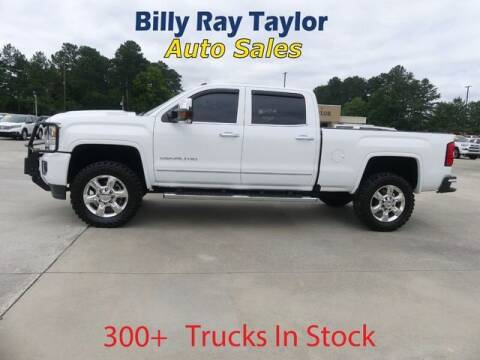 2019 GMC Sierra 2500HD for sale at Billy Ray Taylor Auto Sales in Cullman AL