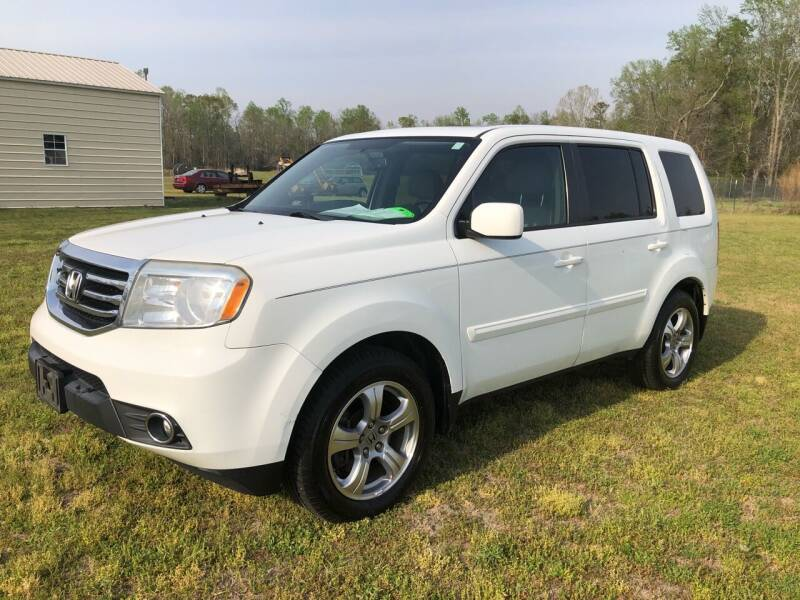 2013 Honda Pilot for sale at IH Auto Sales in Jacksonville NC