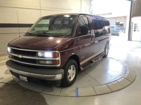 2000 Chevrolet Express Cargo for sale at Luxury Car Outlet in West Chicago IL
