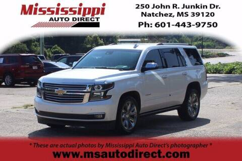 2017 Chevrolet Tahoe for sale at Auto Group South - Mississippi Auto Direct in Natchez MS