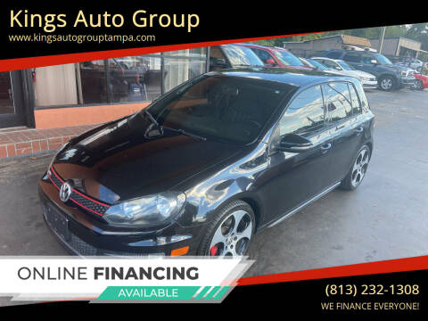 2012 Volkswagen GTI for sale at Kings Auto Group in Tampa FL