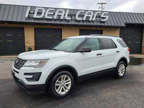2016 Ford Explorer for sale at I-Deal Cars in Harrisburg PA