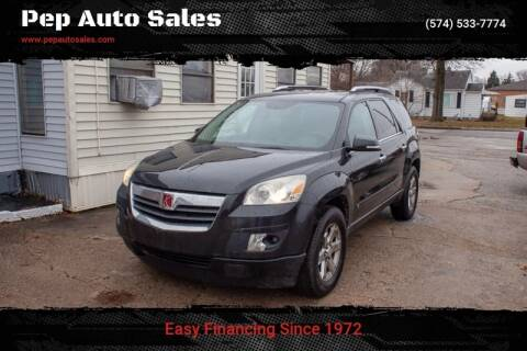 2008 Saturn Outlook for sale at Pep Auto Sales in Goshen IN