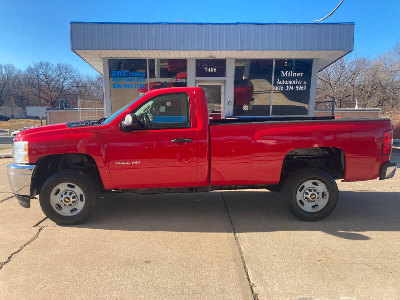 2011 Chevrolet Silverado 2500HD for sale at GRC OF KC in Gladstone MO