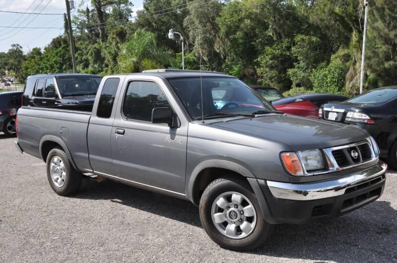 2000 Nissan Frontier for sale at Elite Motorcar, LLC in Deland FL