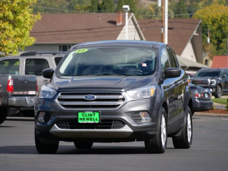 2017 Ford Escape for sale at CLINT NEWELL USED CARS in Roseburg OR