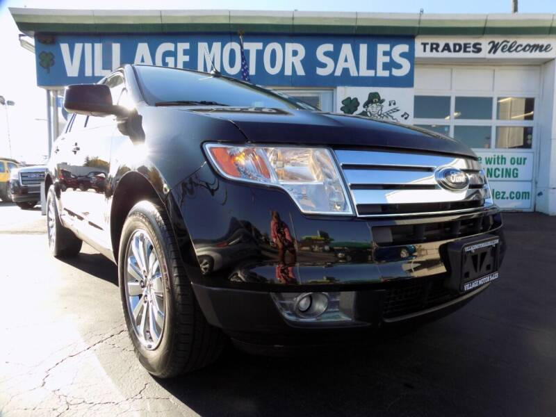 2008 Ford Edge for sale at Village Motor Sales in Buffalo NY