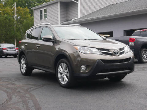 2013 Toyota RAV4 for sale at Canton Auto Exchange in Canton CT