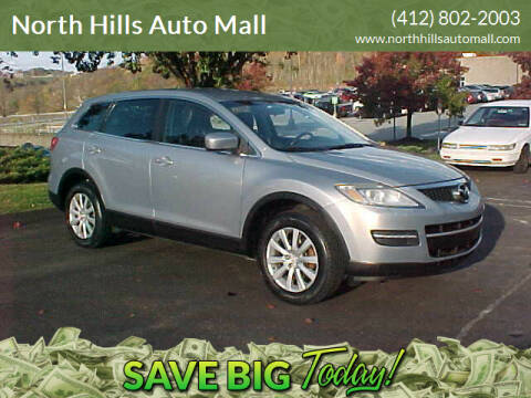 2007 Mazda CX-9 for sale at North Hills Auto Mall in Pittsburgh PA