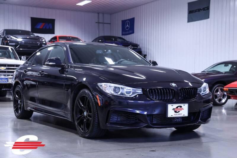 2015 BMW 4 Series AWD 428i xDrive Gran Coupe 4dr Sedan - North Syracuse NY