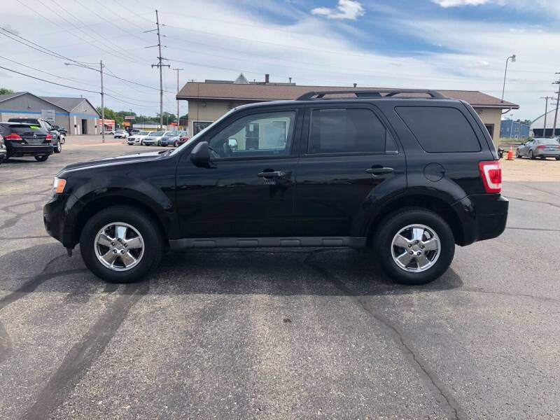 2010 Ford Escape for sale at Mike's Budget Auto Sales in Cadillac MI