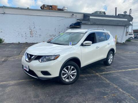 2016 Nissan Rogue for sale at Santa Motors Inc in Rochester NY